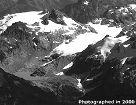 Le glacier South Cascade en 2000