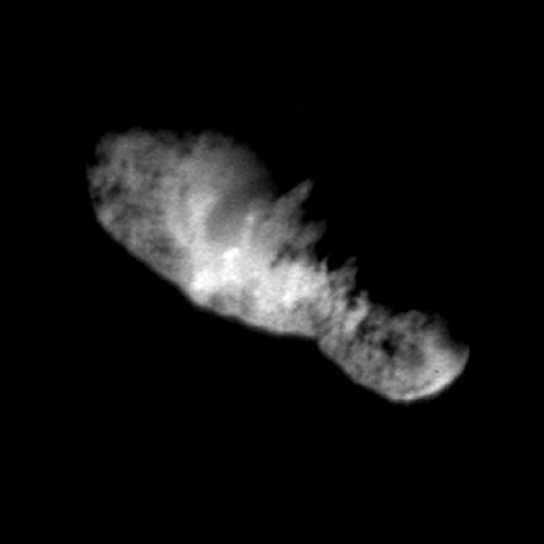 Comète Borrelly