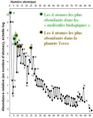 Abondance des éléments chimiques à la surface du Soleil