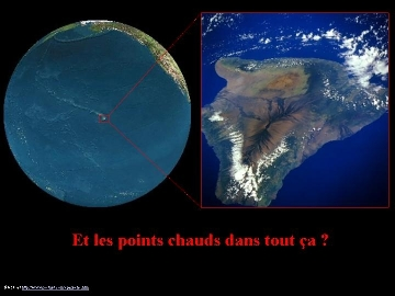 Exemple d'Hawaii