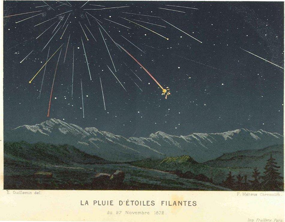 Draconides 2011 Pluie Détoiles Filantes Exceptionnelle Le