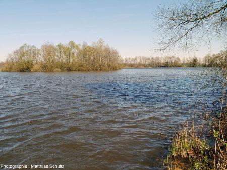 L'étang Fouget