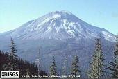 Mont Saint Helens, 17 mai 1980, un jour avant l'éruption