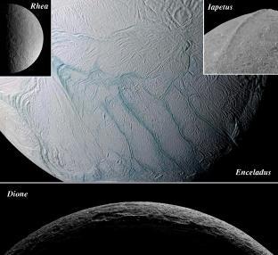 Les vœux saturniens de la NASA
