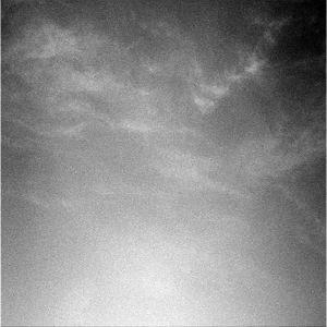 Premiers nuages d'automne vus par Opportunity