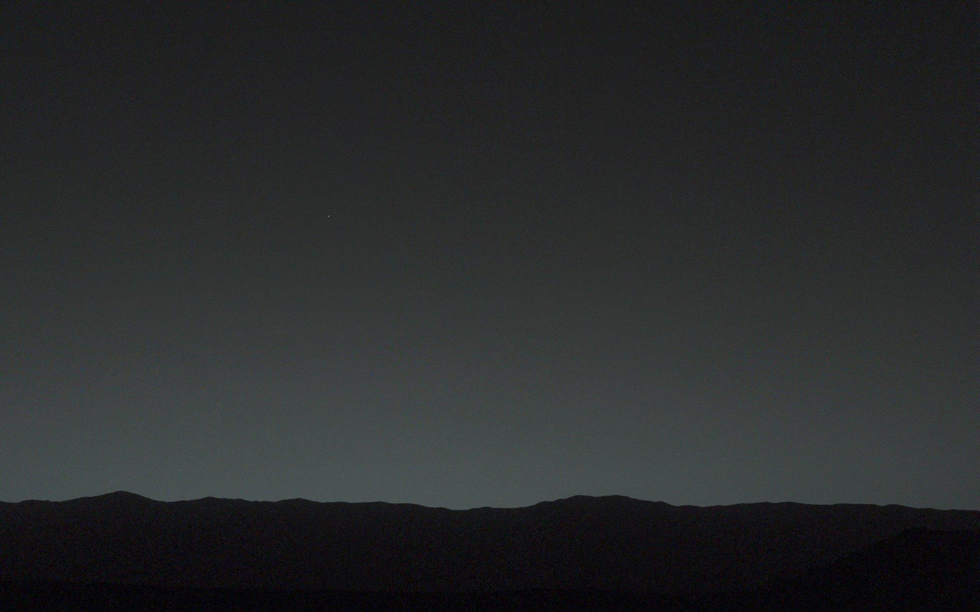 Etoile Du Berger Signification l'étoile du berger, une histoire entre vénus, la terre et… mars