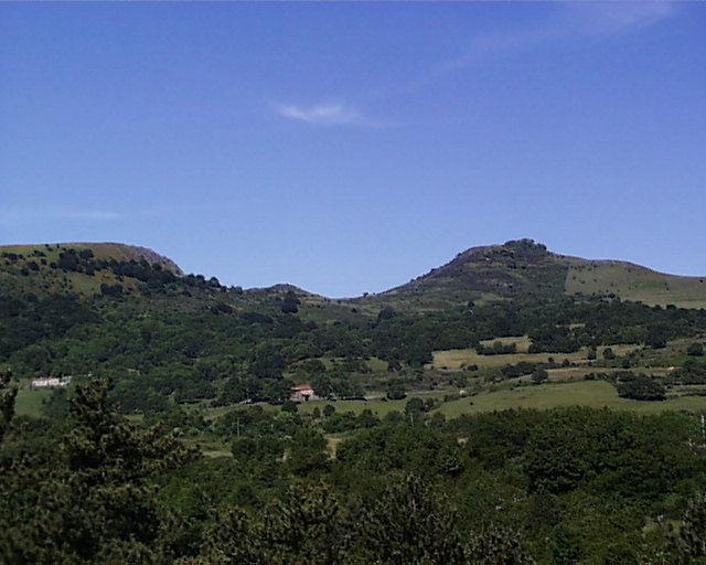 Panorama du col de l'Escrinet