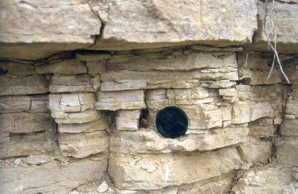 Partie calcaire sommitale