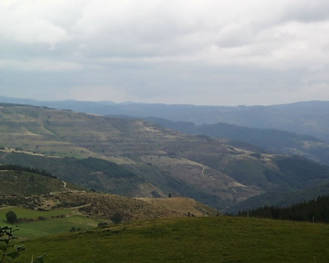 Panorama depuis Saint Clément