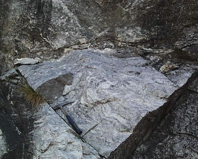 Migmatites de Neyrac