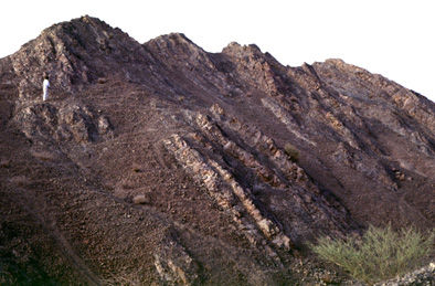 Complexe filonien d'Oman