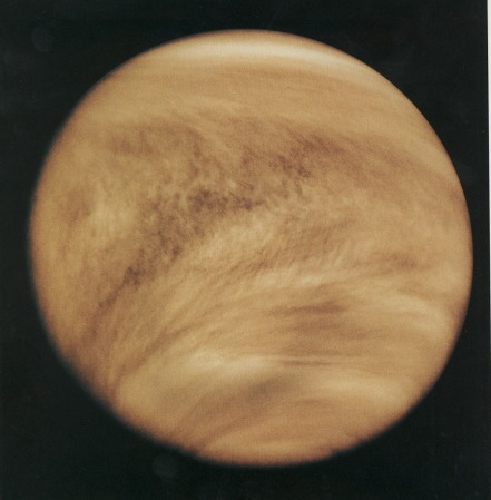 Une image de Vénus par Pioneer Venus Orbiter (1979)