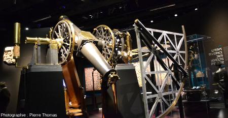 Instruments astronomiques anciens appartenant à l'Observatoire de Lyon