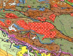 Massif de la Maladetta (Zone axial des Pyrénées).