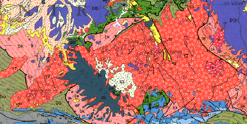 Exemple de magmatisme syn-collision: le granite de la Margeride, Massif Central