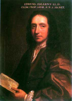 Edmond Halley (1656-1743)