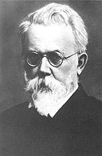 Portrait de Vladimir Vernadsky (1863-1945)