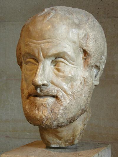 Aristote (384 – 322 av. J.-C.)