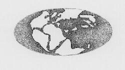 Reconstitution, paléogéographique