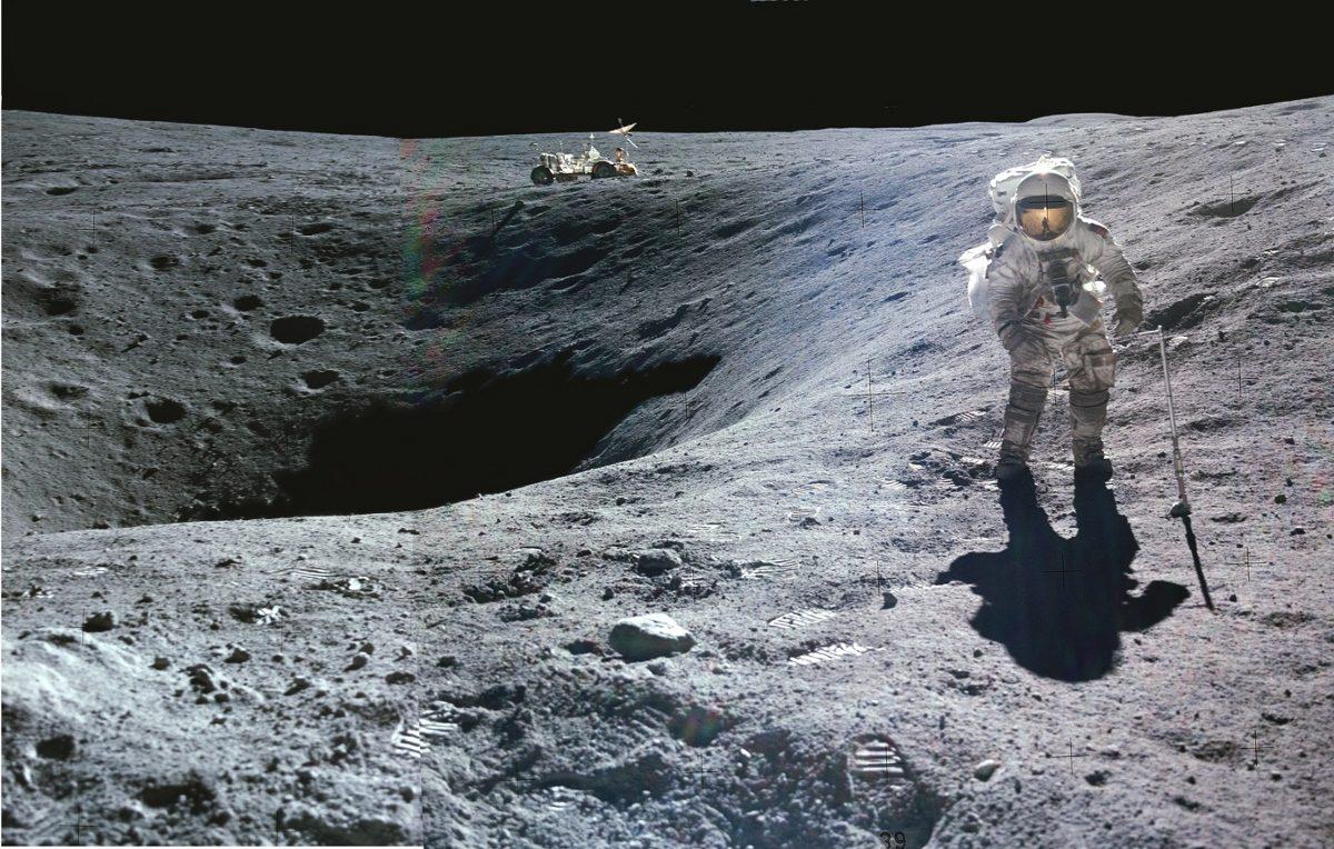 Le régolite lunaire