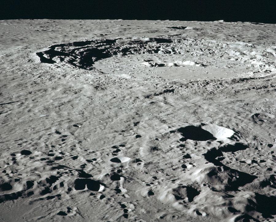 Copernicus, un cratère lunaire complexe