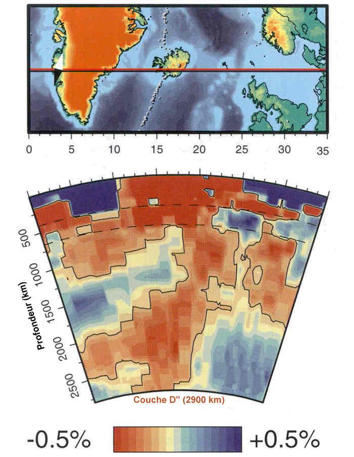 Évidence tomographique d'un panache mantellique complet sous l'Islande