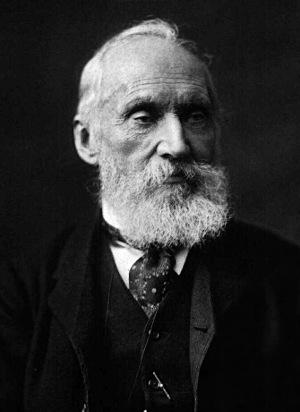 Lord Kelvin (1824-1907) vers 1885