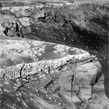 Vue sur le Cape St. Vincent, Mars