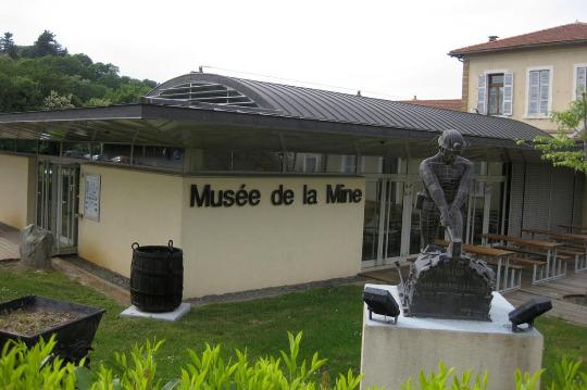 Le Musée de la mine de Saint-Pierre-la-Palud
