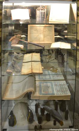 La maison de l'Or expose de très nombreux objets liés à l'activité minière ancienne