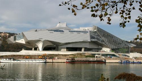 Le Musée des Confluences de Lyon