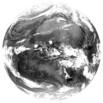 Nuages sur Terre, janvier 1998