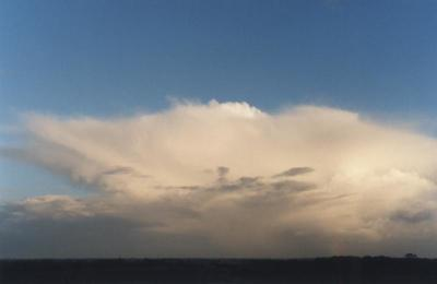 Exemple du Cumulonimbus