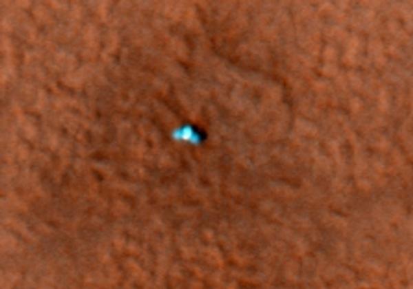 Mars: gros plan sur Phoenix