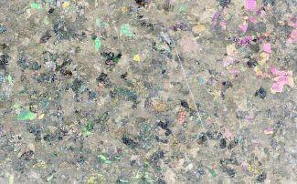 Lame de méta-marne à olivine