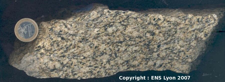 Granite breton cisaillé