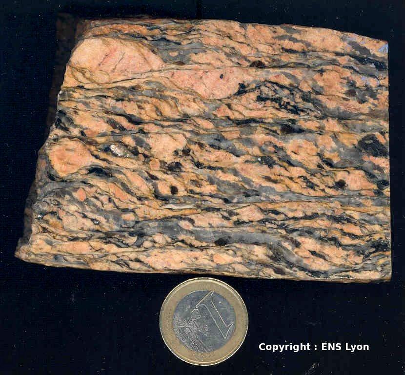 Granite cisaillé, Dun le Palestel 1/4