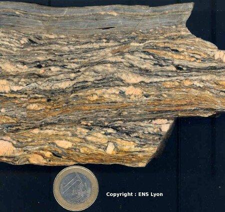 Granite cisaillé, Dun le Palestel 3/4