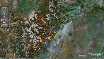 Séisme du Sichuan (Chine), 12 mai 2008 et ses répliques
