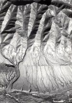 Image SPOT choisie pour la couverture de Geophysical Research Letter (GRL) du 15 août 2000