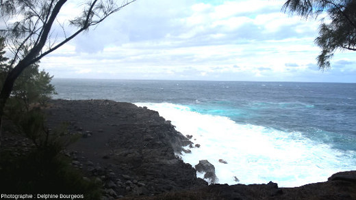 Pointe de la Table, ile de La Réunion