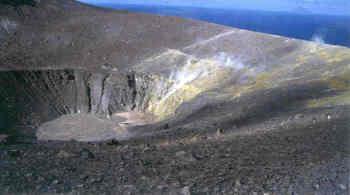 Cratère du Vulcano (vue générale)