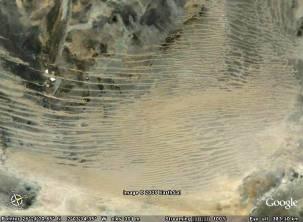 Champ de dunes, Sahara