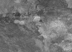 Dunes, collines et possibles marécages
