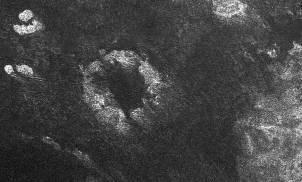 La structure Guabonito, de 90km de diamètre, cratère d'impact ou caldeira?