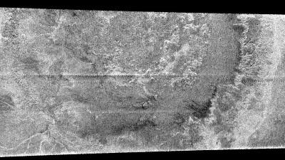 Le plus grand cratère d'impact découvert sur Titan, Circus Maximus