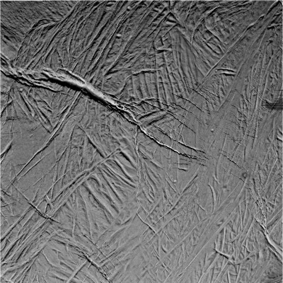"""Le grand rift"" d'Encelade"