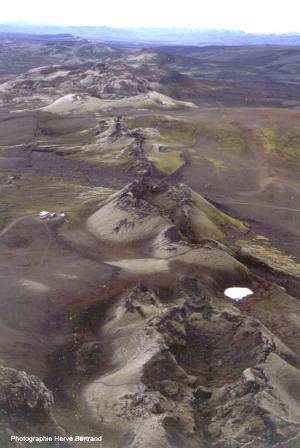 La fissure du Laki (islande)