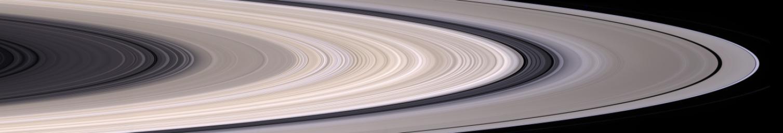 Image des anneaux de Saturne
