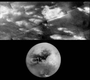"""Structure """"éolienne"""" sur Titan"""